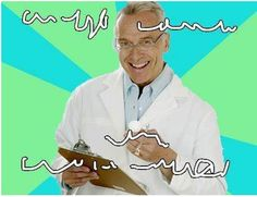 deciphering the medical staffs notes